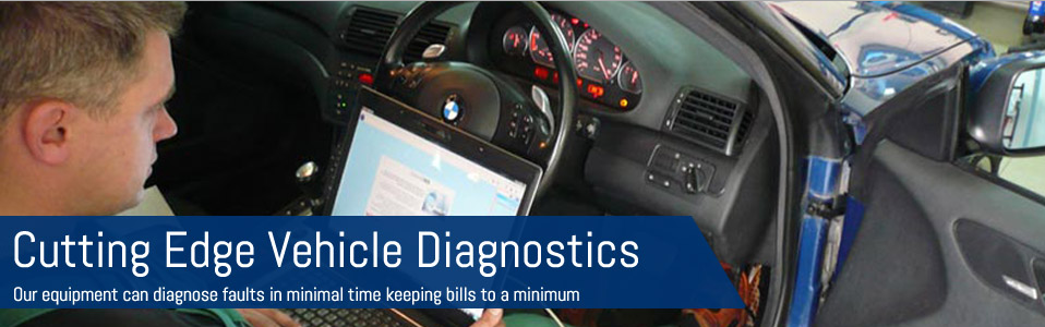 BMW Diagnostics Medway Kent
