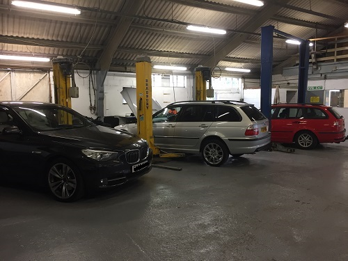 BMW And Mini Repairs Kent