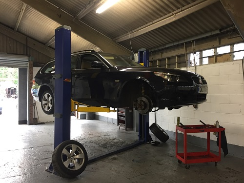BMW Garage Repairs Medway Kent