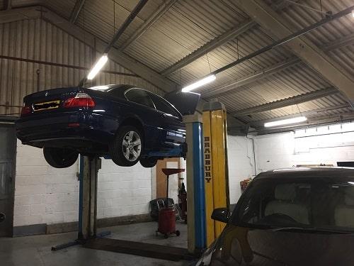 BMW Repairs Kent