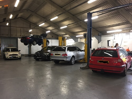 BMW Repairs Medway Kent | Servicing | Diagnostics