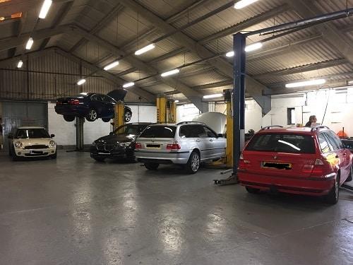 BMW Repairs Medway Kent