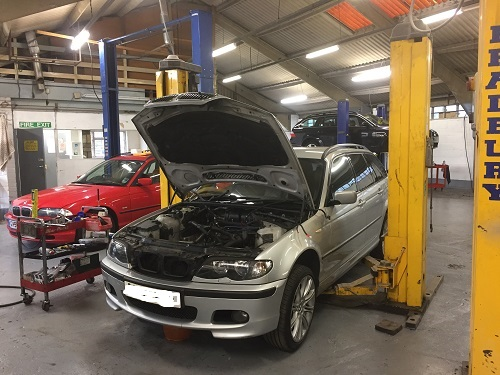 BMW Servicing Kent