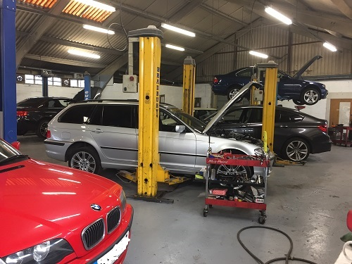 BMW Servicing Medway Kent