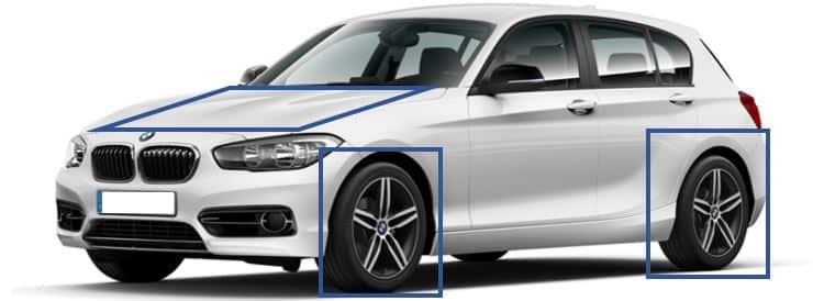BMW Garages Kent.
