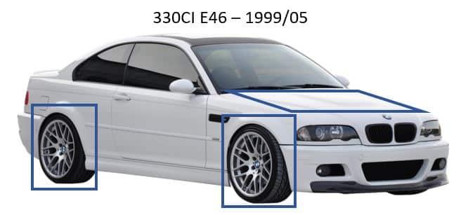 BMW 330CI E46 – 1999/05